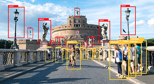 disruptive technology photo classification