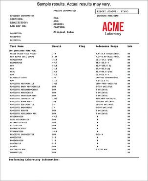extract data from medical pdf