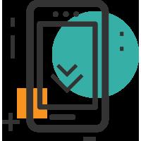 mobile device document management access