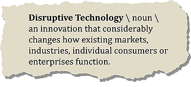 what-is-disruptive-technology