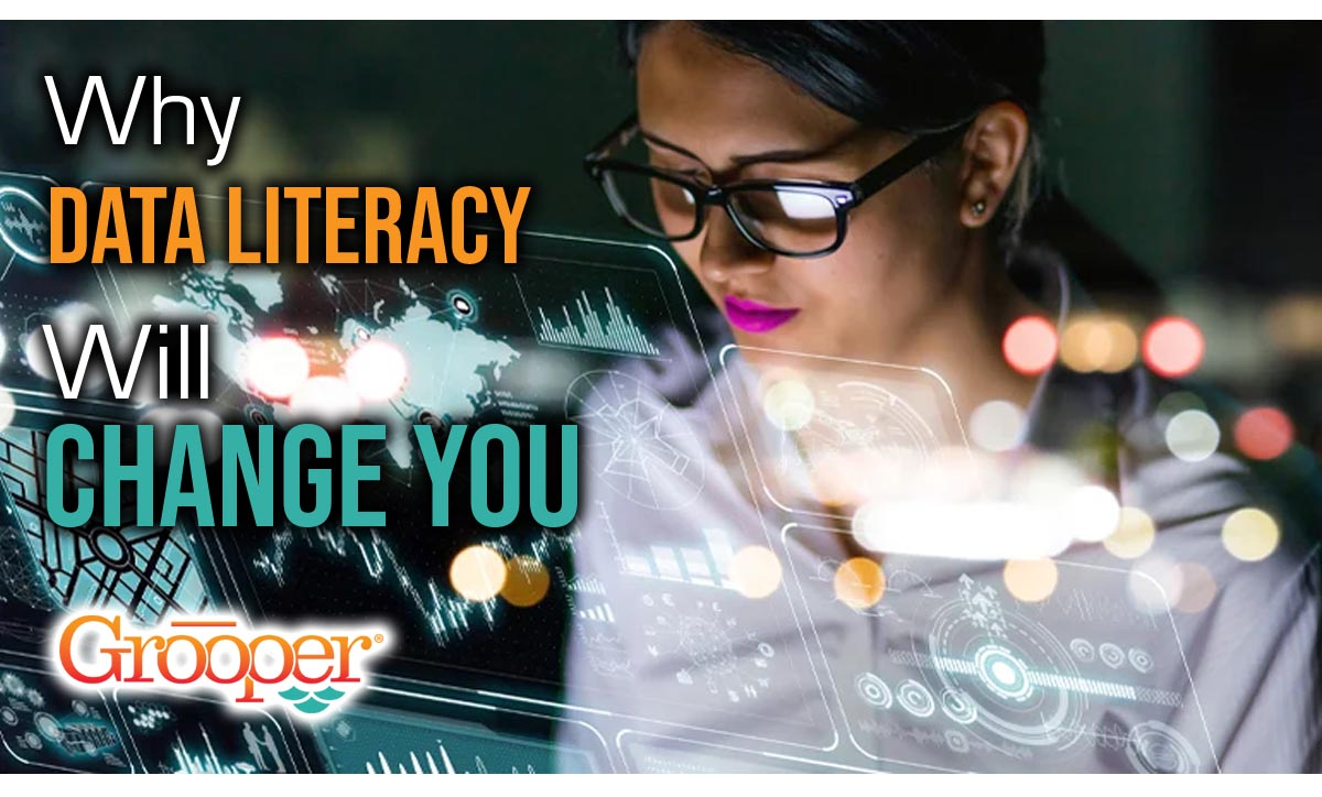 Discover VIA and why Data Literacy will Change You