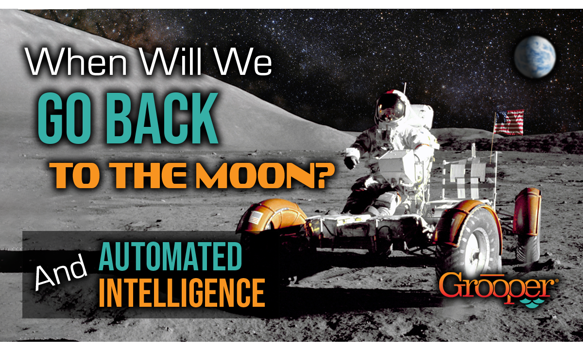 Automated Intelligence & Why We Haven't Gone Back to the Moon