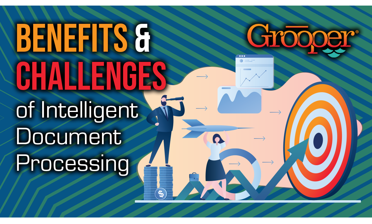 What are the Benefits and Challenges of Intelligent Document Processing?