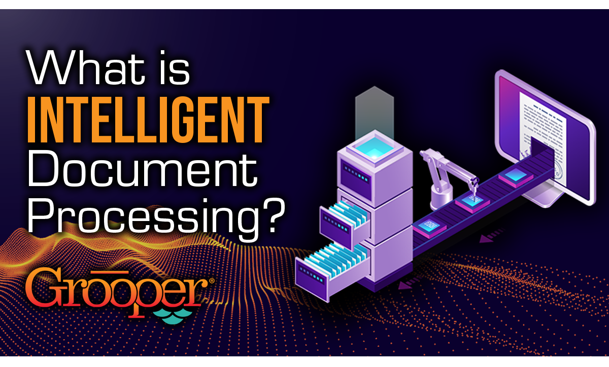 What is Intelligent Document Processing?