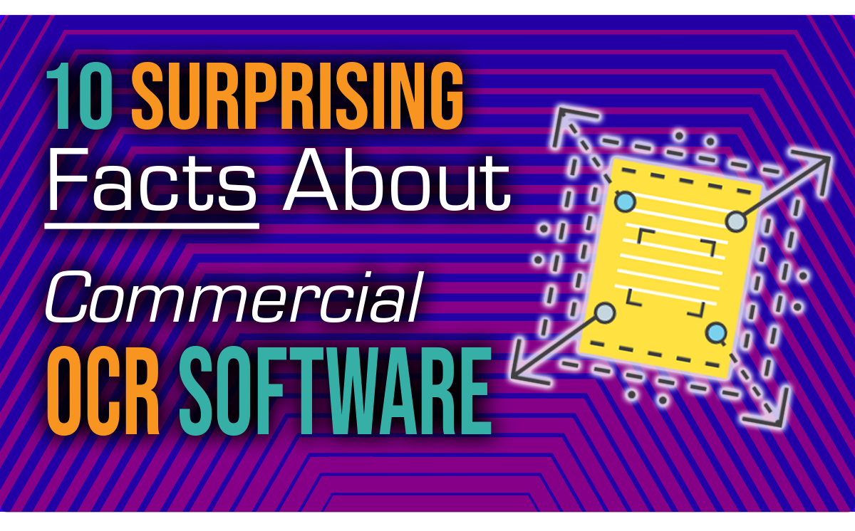 commercial ocr software