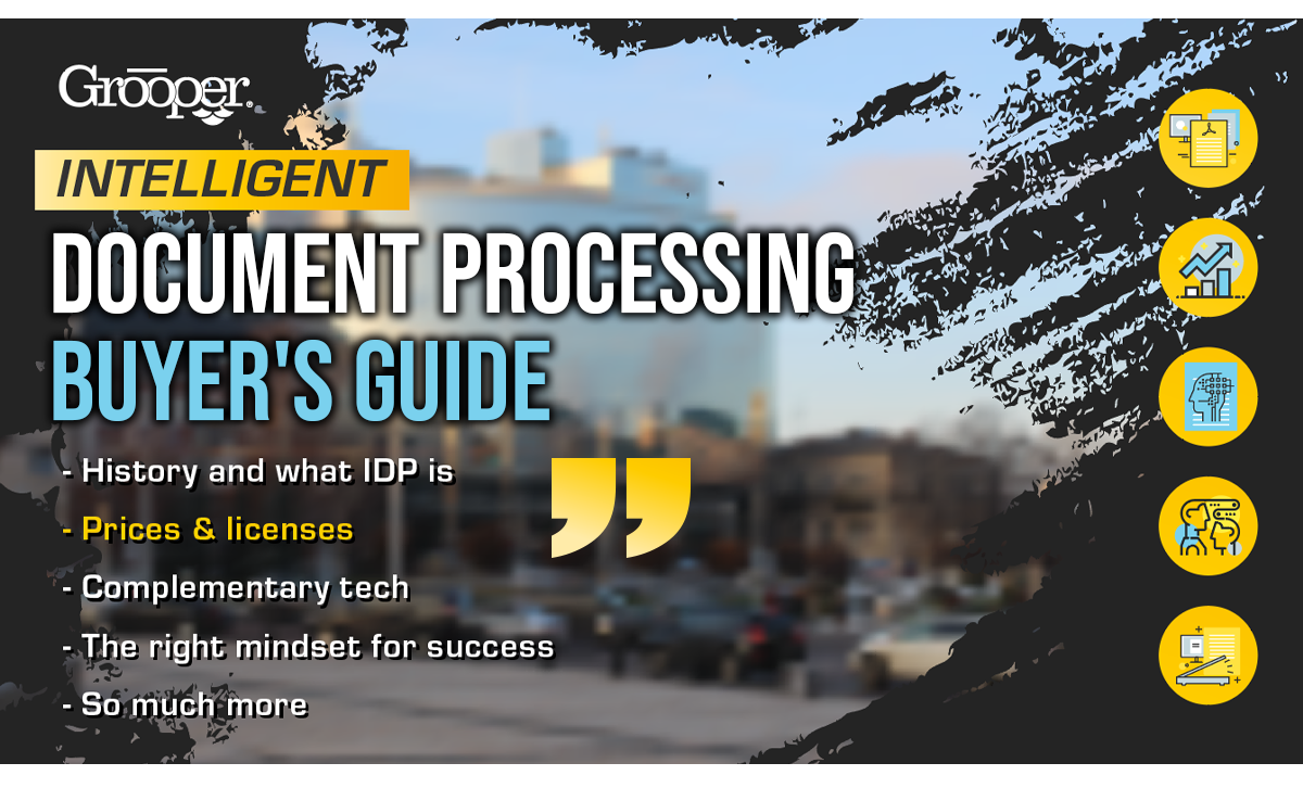 Intelligent Document Processing Buyer's Guide