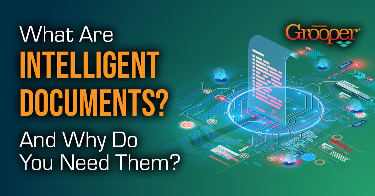 What are intelligent documents