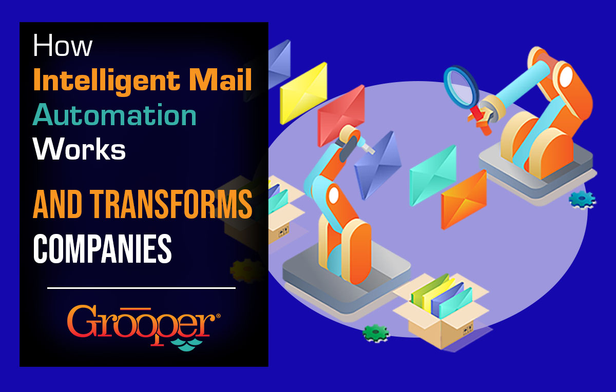 How Intelligent Digital Mail Automation Software Transforms Companies