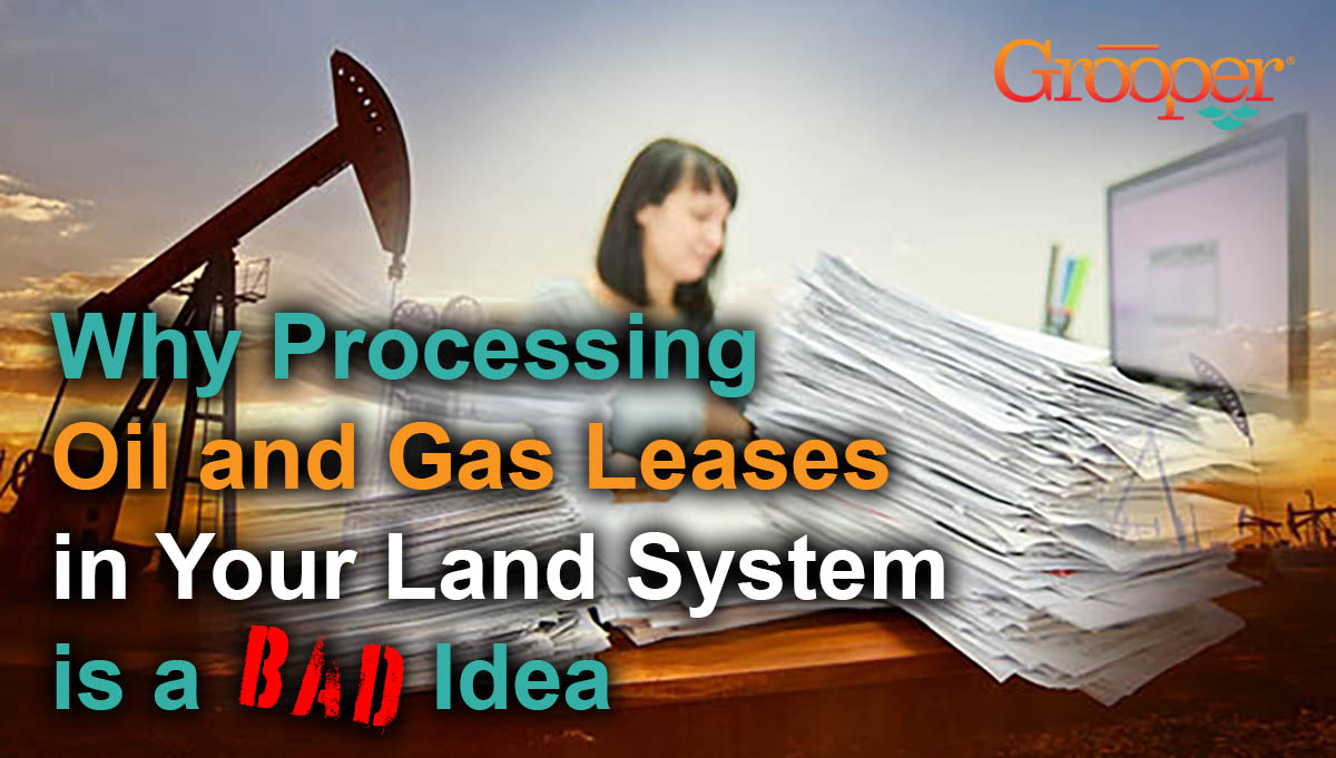 oil and gas lease