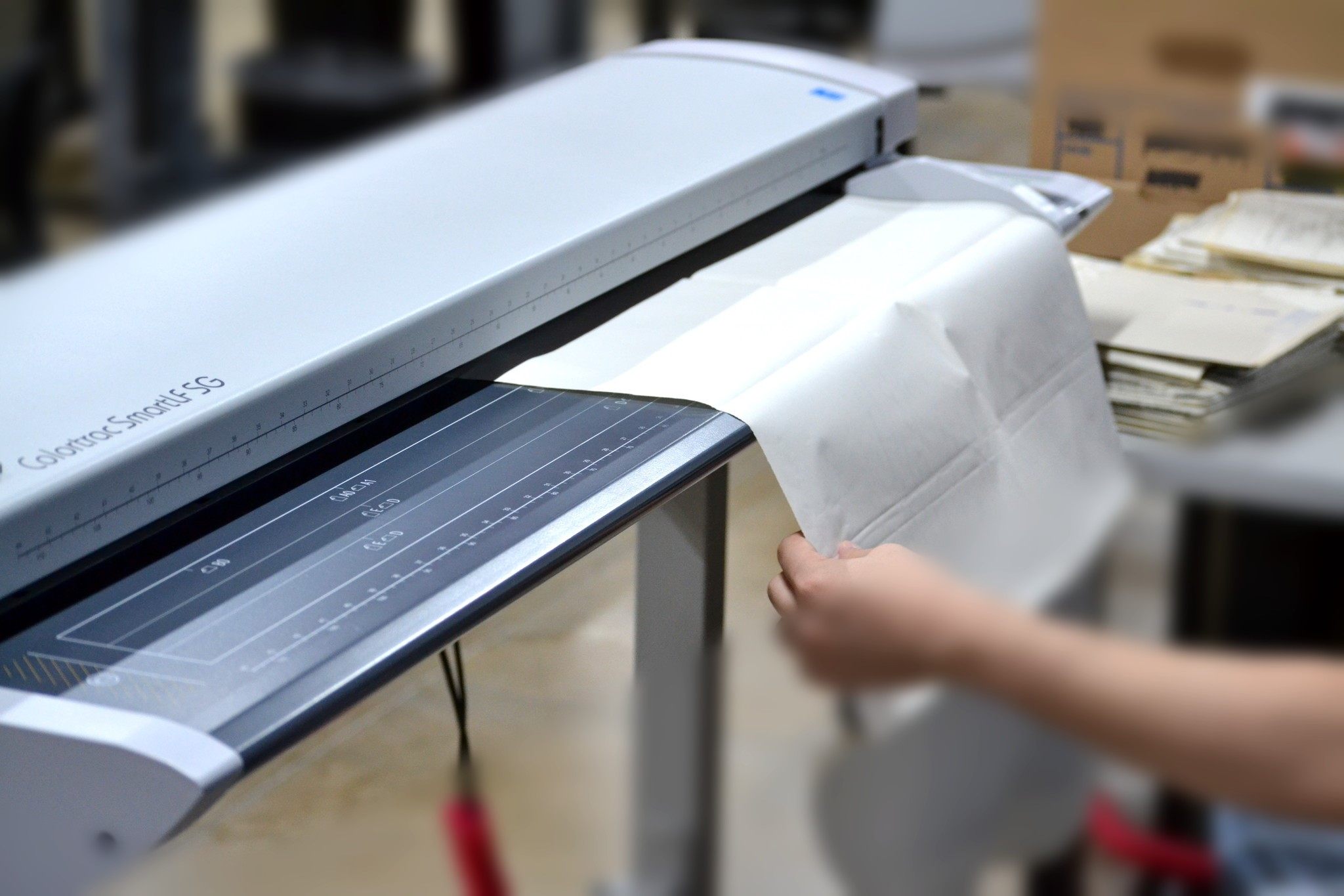 Document Scanning Services Buyer's Guide