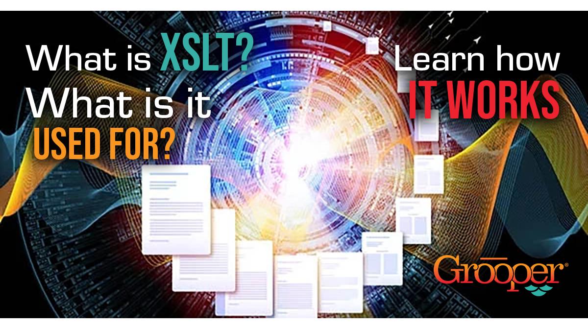 what is xslt